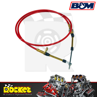 B&M Performance Shifter Cable (5 ft) - BM80605