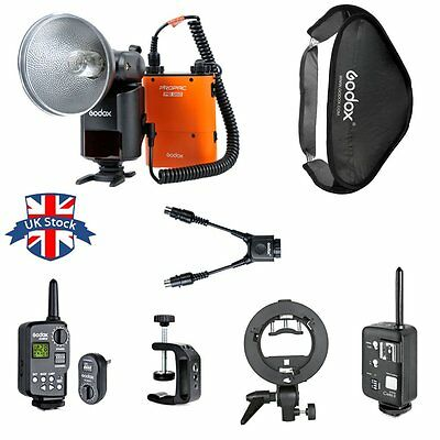 GODOX Witstro AD360 Powerful Portable Flash Battery Pack +WirelessTrigger Kit