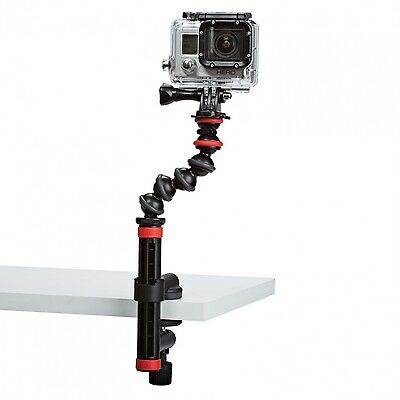 Joby-Action Clamp & GorillaPod Arm For GoPro Action Video Cameras
