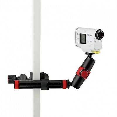 Joby - Action Clamp & Locking Arm For GoPro Action Video Cameras