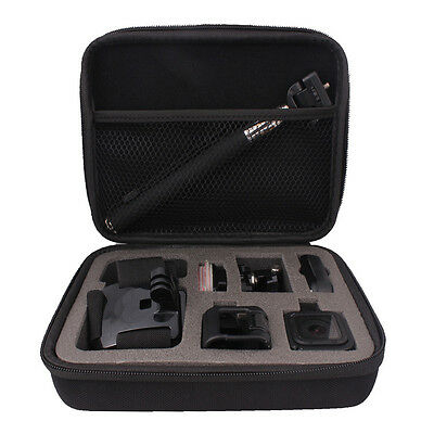 M Size Protective Storage Carry Bag Case For GoPro Hero4 5 Session Accessories