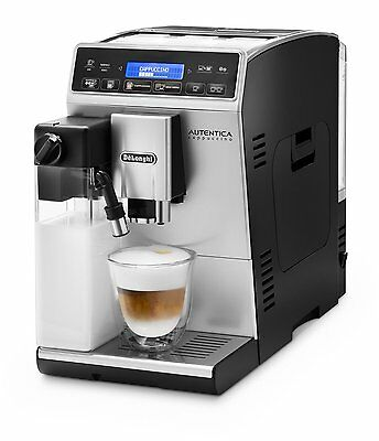 Delonghi Autentica ETAM 29.660.SB Fully Automatic Espresso & Cappuccino Machine
