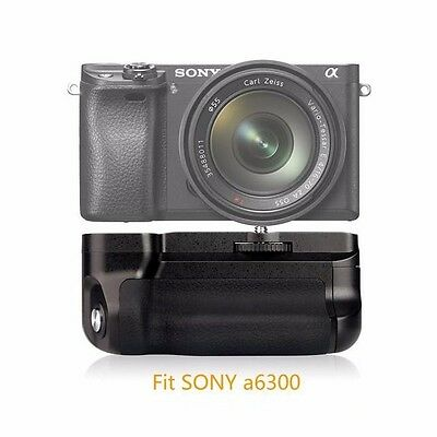 Meike MK-A6300 Wired Control Vertical Battery Grip for SONY A6300 Camera