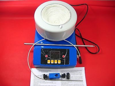 ZNCL-TS 2000ml Digital Magnetic Stirring Electric Heating Mantle Top Quality
