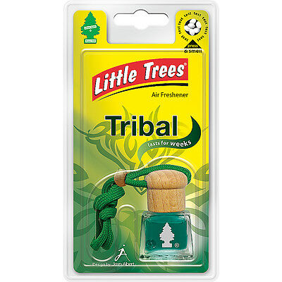 Magic Tree 'little Tree' Air Freshener Bottle Tribal Fragrance