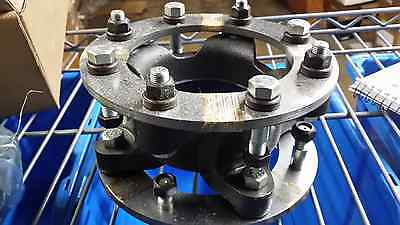 Thomas Rexnord Industrial Coupling Assembly Hub 152 AMR Flexible Disc