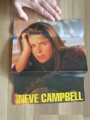 Neve Campbell_Scott Wolf_Party of Five_MAGAZINE CLIPPINGS_ships from AUS!_18D