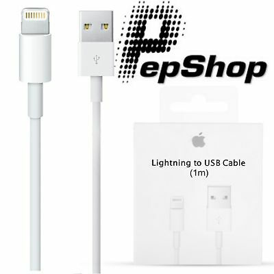 Cavo Dati Apple Originale per iPhone 5 5S 6 6S Plus iPad Air Mini Ipod Lightning