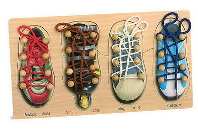 Lacer Ses Chaussures   -   Ref 8158