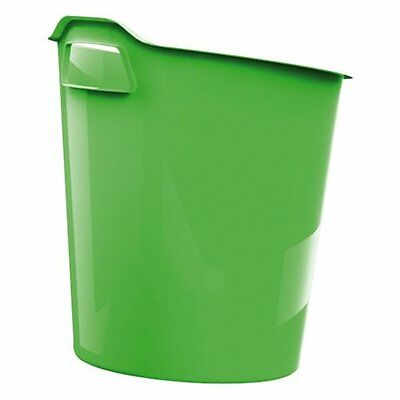 Cestino Green2Desk Fellowes - 30x30x36,7 cm - Verde Acido