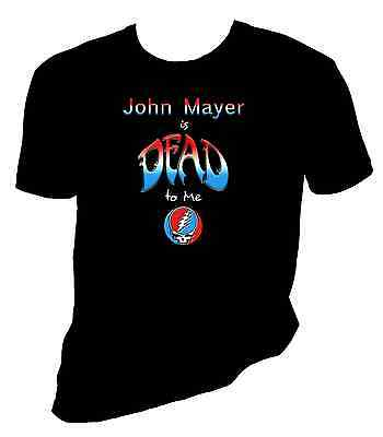 Dead and Company t shirt, John Mayer tee, Grateful dead, sizes s-6x