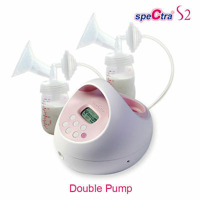 (USED) Spectra S2 Hospital Grade Double Electric Breast Pump - FREE SHIPPING!!!