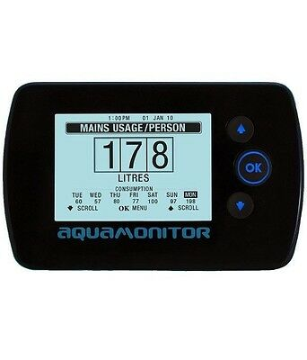 Aquamonitor GreenStar Wireless Water Meter Monitor for Elster Kent RMC V100 V200