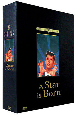 """ A Star Is Born "" (Judy Garland) Deluxe DVD COFANETTO - NUOVO STOCK"