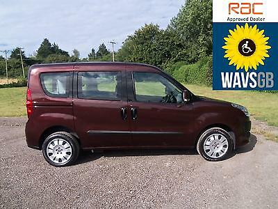 Fiat Doblo 1.4 MyLife Mobility Wheelchair Access Vehicle Disabled WAV Car