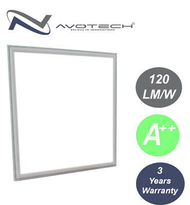 Led Panel Light 600X600Mm 48W & 40W With 3 Year Warranty Free Replacment