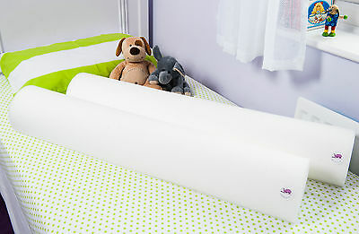 The Big Bed CYGNET Pack for single beds - 100% Nursery Foam Bed Guard Bumpers