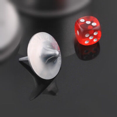 Inception Totem Accurate Replica Zinc Alloy Silver Spinning Top Dice& Gift