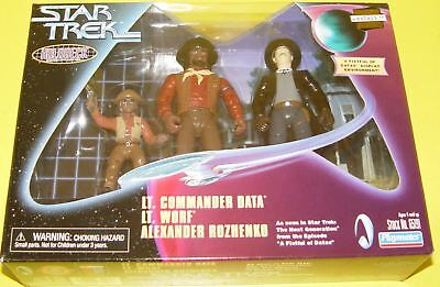 Star Trek TNG - Holodeck A Fistful of Datas #65191
