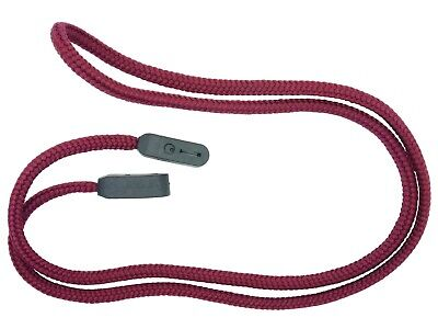 GoGrip Superior Grip Glasses Cord Maroon - Spectacle Specs Holder Chain Lanyard