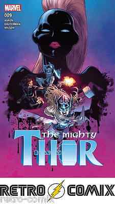 Marvel Mighty Thor #9 First Print New/unread Bagged & Boarded