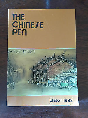 THE CHINESE PEN Winter 1988