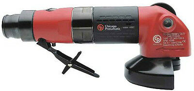 """New Chicago Pneumatic - Cp3450-12Ac4 - 4"""" Industrial Angle Grinder"""
