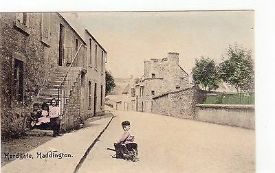 HARDGATE, HADDINGTON: East Lothian postcard (C1716).