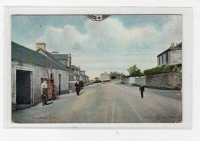 THE LOANS, TROON: Ayrshire postcard (C2803).
