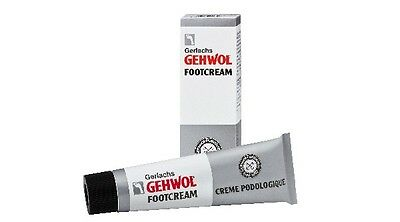Gerlachs Gehwol Footcream 75 ml / 2.6 oz - Foot Cream Relief