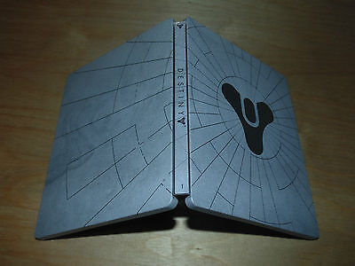 Destiny (Sony PlayStation 3 / 4, 2014) CASE ONLY NO GAME SteelBook Collector's