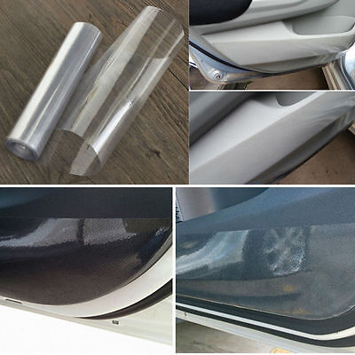 3M*15cm Clear Car Protective Film Vinyl Bra Door Edge Paint Protection Sticker
