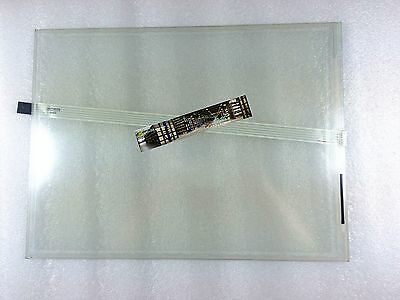 """1Pcs For Elo 10.4-inch 5 Wire Be in common use 10.4"""" Touch Screen Glass Panel"""