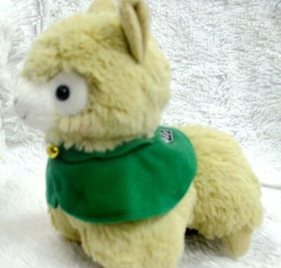 7'' Alpacasso Baby Amuse Attack on Titan Corp Llama Alpaca Stuffed Plush Doll