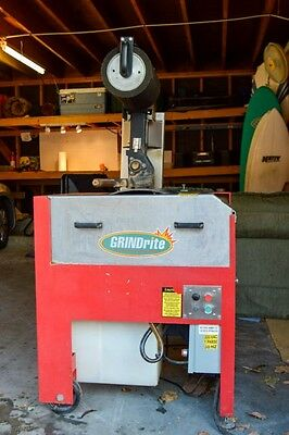 Grindrite st600 with Autofeed - Snowboard Grinder