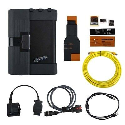 Neu ICOM A2+B+C Diagnostic & Programming Tool Without Software Fit for BMW