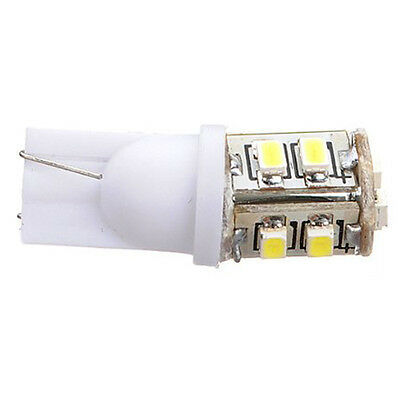 12x T10 W5W 194 10 SMD LED Weiss Innenraum Standlicht Lampe Birne Beleuchtung GY