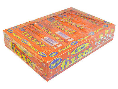 Beacon Fizzer and Chewy Kids Favorite Tasty Orange Flavor - Brand New 2 x Bars