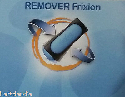 Gomma Remover In Silicone Frixion  Per Penne Pilot Frixion   3 Pz