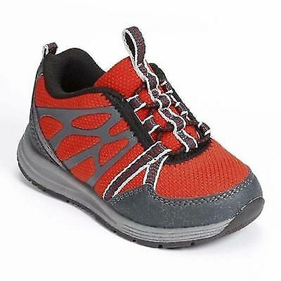NEW OSHKOSH BGOSH Toddler Boy Athletic TYPHOON Net shoe/Sneaker-6M/10C/11C