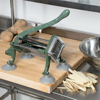 "Choice 3/8"" French Fry Cutter with Suction Feet"