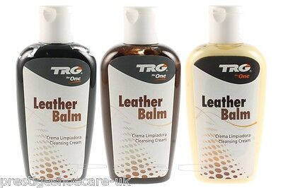 Leather Balm Leather Recolouring Balm Conditioner For Any Leather Surface 125ml