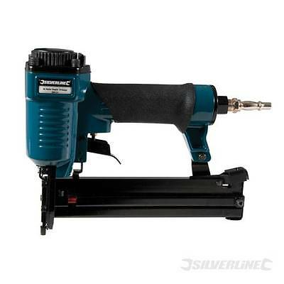 Silverline Air Nailer Stapler 32Mm 18 Gauge - 269131