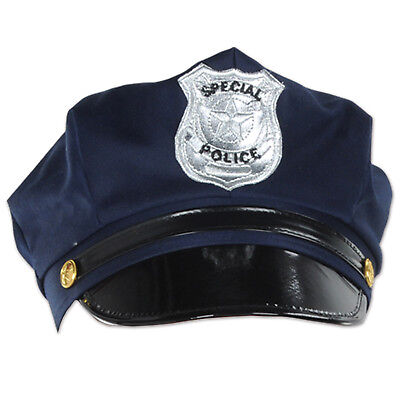 SPECIAL POLICE Hat Costume Uniform Birthday Party Favor Dress up Sexy