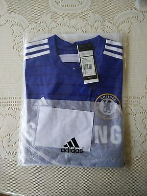 adidas Chelsea Home Jersey 2014/15 (Size M)