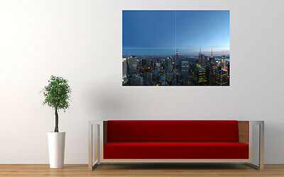 """EMPIRE STATE BUILDING NEW GIANT LARGE ART PRINT POSTER PICTURE WALL 33.1""""x23.4"""""""