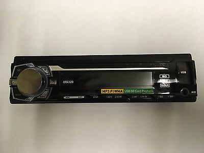 New !!! Genuine Dual XR4120 Faceplate Never Used Faceplate Only Ships Out Fast !