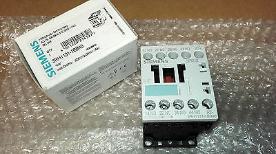 NEW Siemens 3RH1131-1BB40 Control Relay Contactor