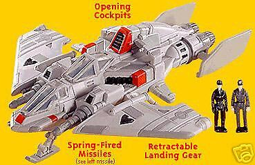 Starship Troopers Tac-Fighter - Action  Fleet