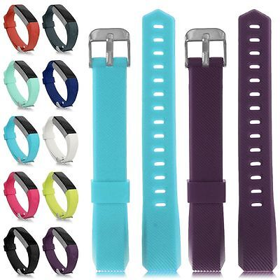 New Replacement Wrist Band With Metal Buckle For Fitbit Alta Bracelet Wristband